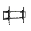 Level Mount Large Low Profile Fixed/Tilt Wall Mount, Double Stud, for 37