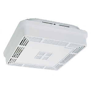 Honeywell F115C1005 Commercial Ceiling Mount Media Air Cleaner with 95% Media Filter, CPZ Canister and  Prefilter
