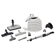 Honeywell H205 Select Electric Cleaning Set for Honeywell Central Vacuum Systems
