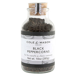 Cole & Mason Black Pepper Refill