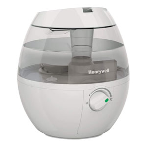 Honeywell Mist Mate Cool Mist Humidifier White, HUL520W