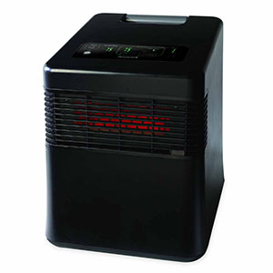 Honeywell My Energy Smart Infrared Heater, HZ-980