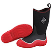 Muck Boots Kids Hale Outdoor Boot in Red/Black, KBH-400