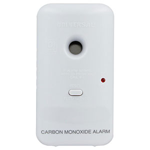 Universal Security Instruments Every Room Carbon Monoxide Smart Alarm with 10 Year Sealed Battery (MC304SB)