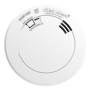 First Alert PRC710V Compact 10 Year Smoke & CO Alarm with Voice (1039871)