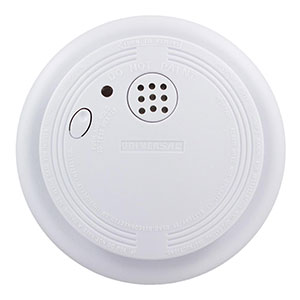 Universal Security Instruments Battery-Operated Photoelectric Smoke and Fire Alarm (SS-901-LR-6P)