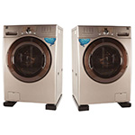 VibrationBloc Washer & Dryer Stand Bundle
