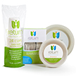 Yumi Eco Friendly Disposable Dinnerware Small Party Package (For 12 Guests)
